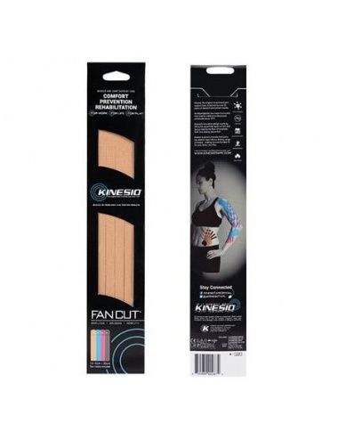Kinesio Classic Fan Cuts - Pack of 12