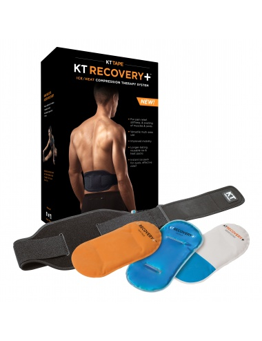 KT Tape Recovery+ Ice/Heat Compression Therapy System
