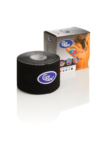 CureTape Single Roll and box - Black