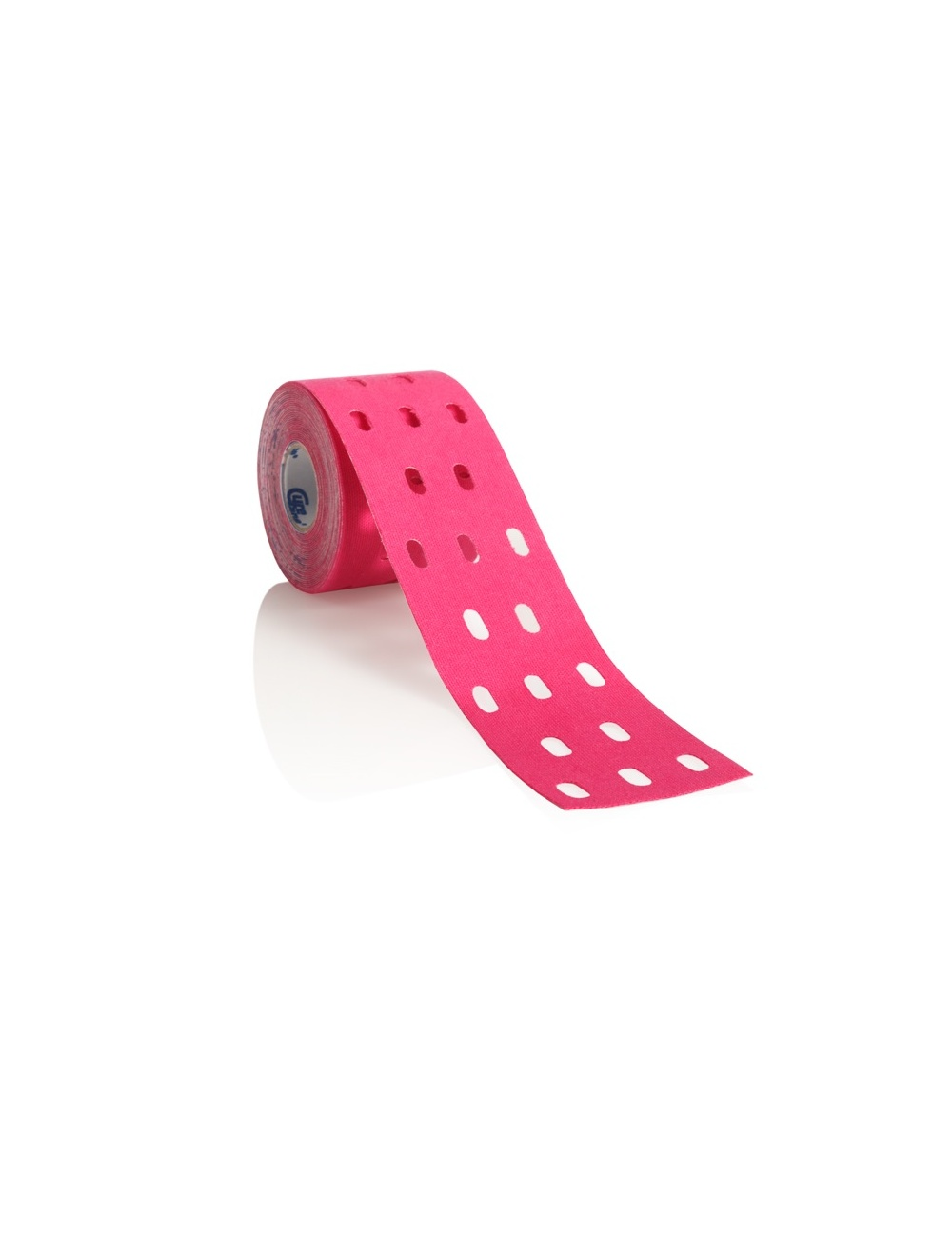 CureTape Punch Single Roll and box - Pink