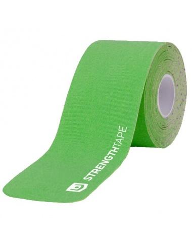 StrengthTape by LifeStrength - Precut Strips - Hot Green
