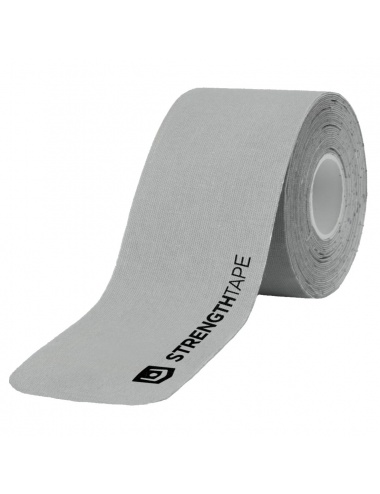 Strength Tape Precut Strips - Silver Grey