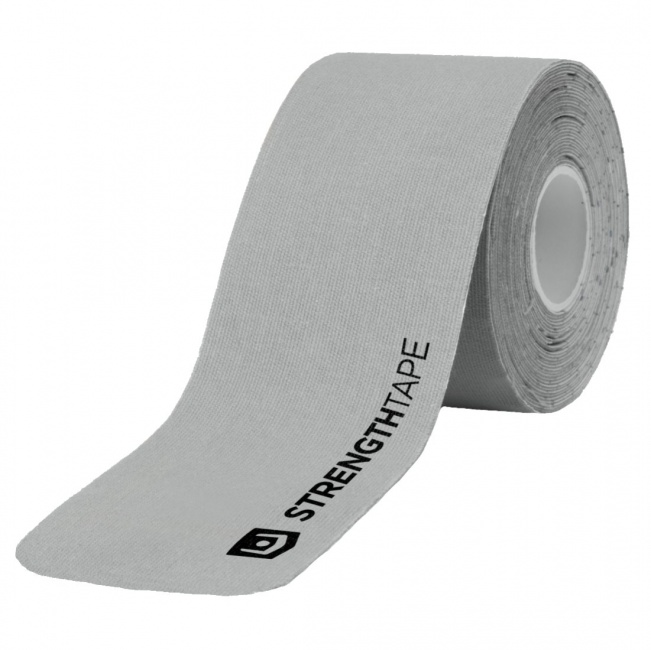 Strength Tape Precut Strips - Silver Grey