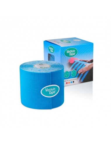 Vetkin Tape Roll and Box Blue