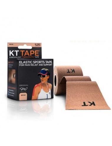KT Tape Cotton Uncut Roll - Beige