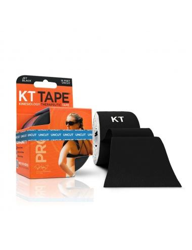 KT Tape Pro Uncut Roll - Black