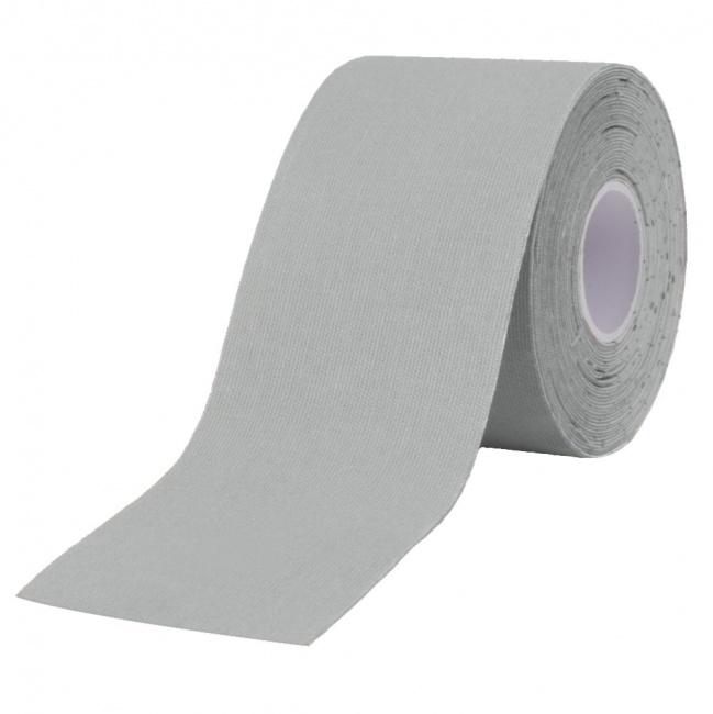 StrengthTape Uncut Single Rolls - Silver Grey