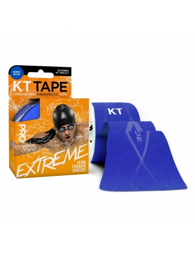 KT Tape Pro Extreme Single Roll - 20 Precut Strips