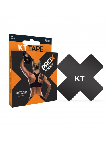 KT Tape Pro X Patches HD