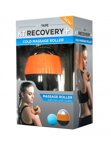 KT Tape Recovery+ Ice/Heat Massage Ball
