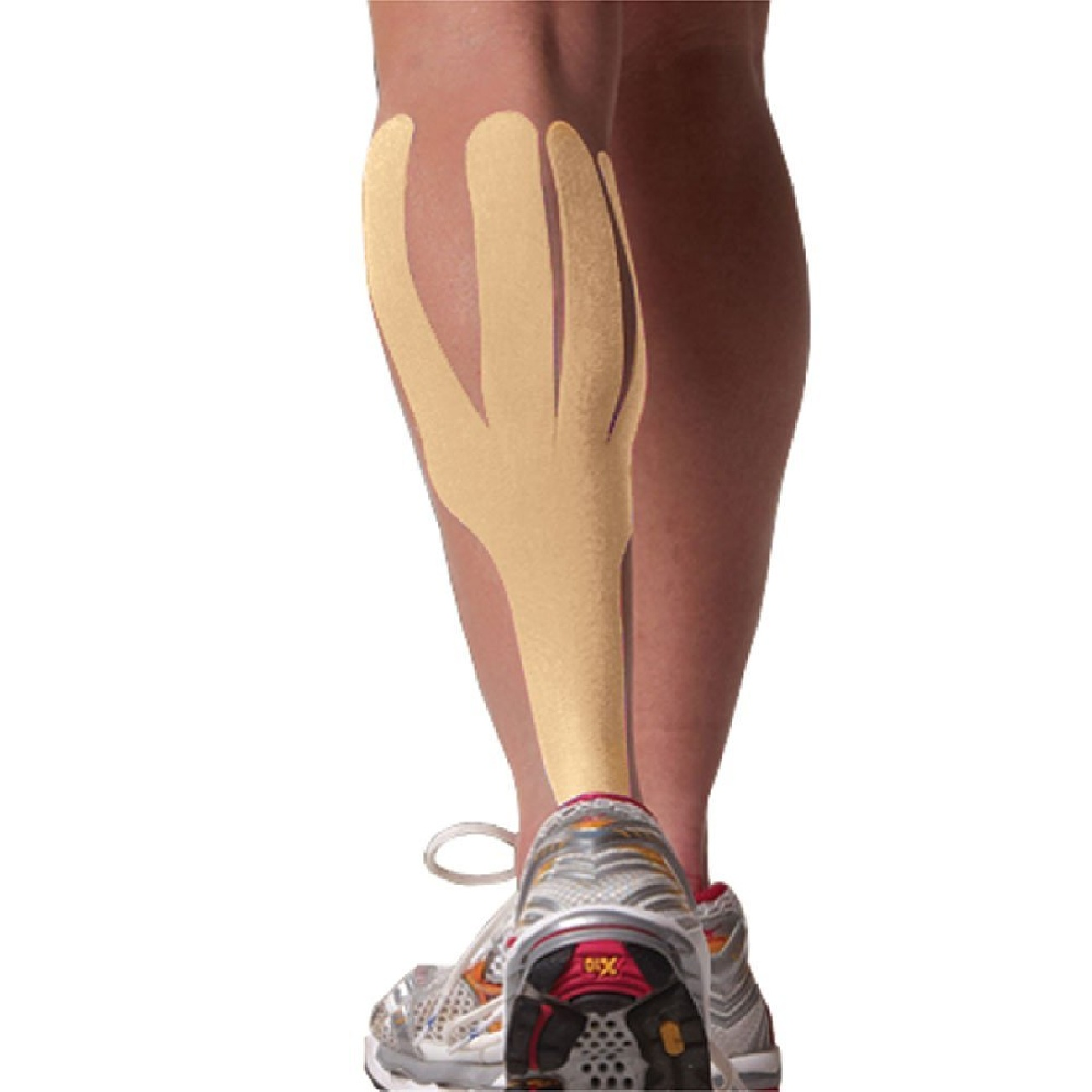 SpiderTech Calf and Arch Tape - Beige