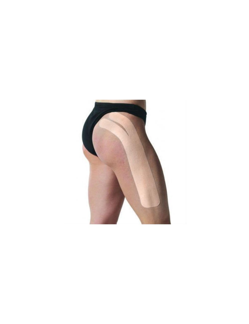 SpiderTech Precut Hip Tape - Beige