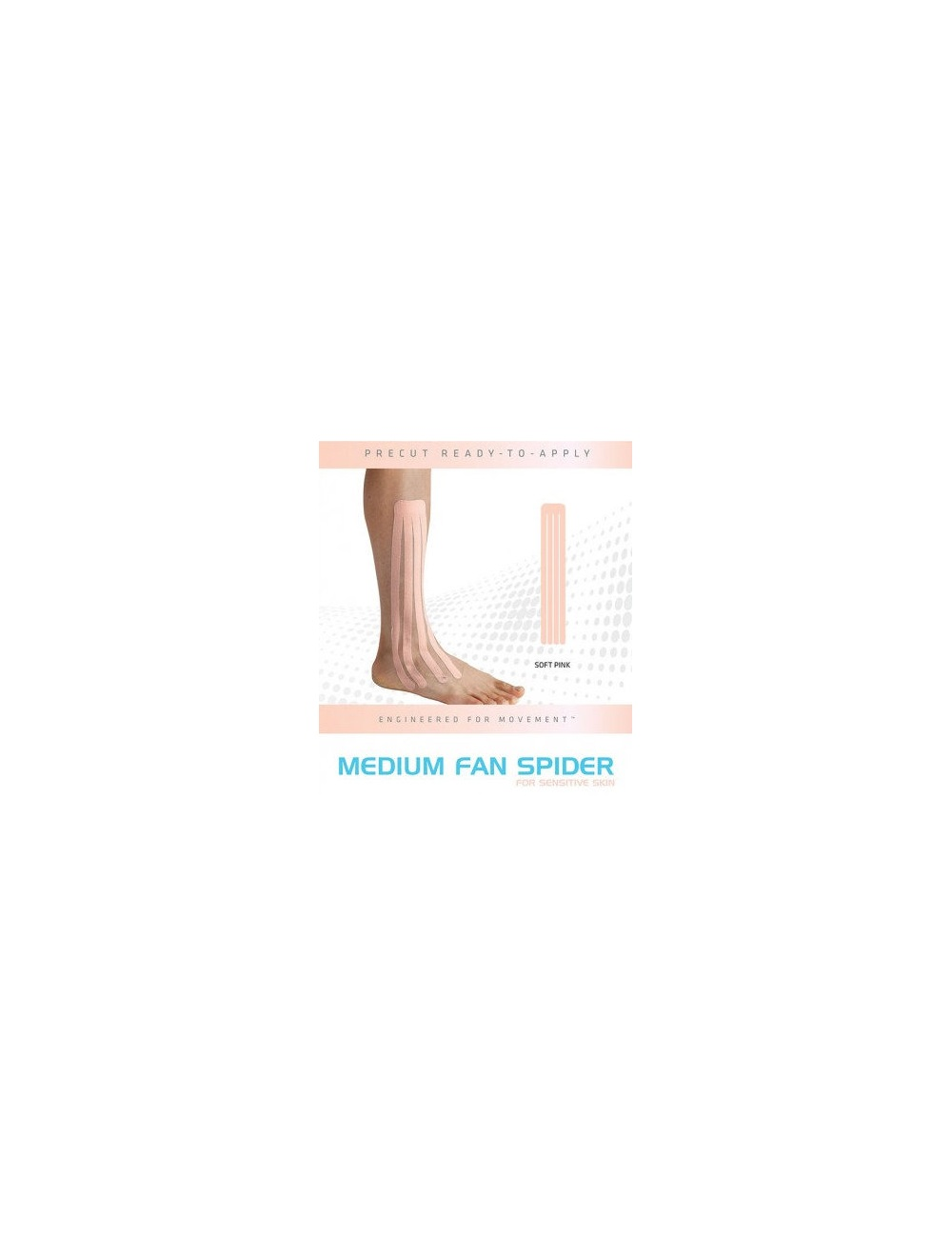 SpiderTech Gentle Medium Fan Spider