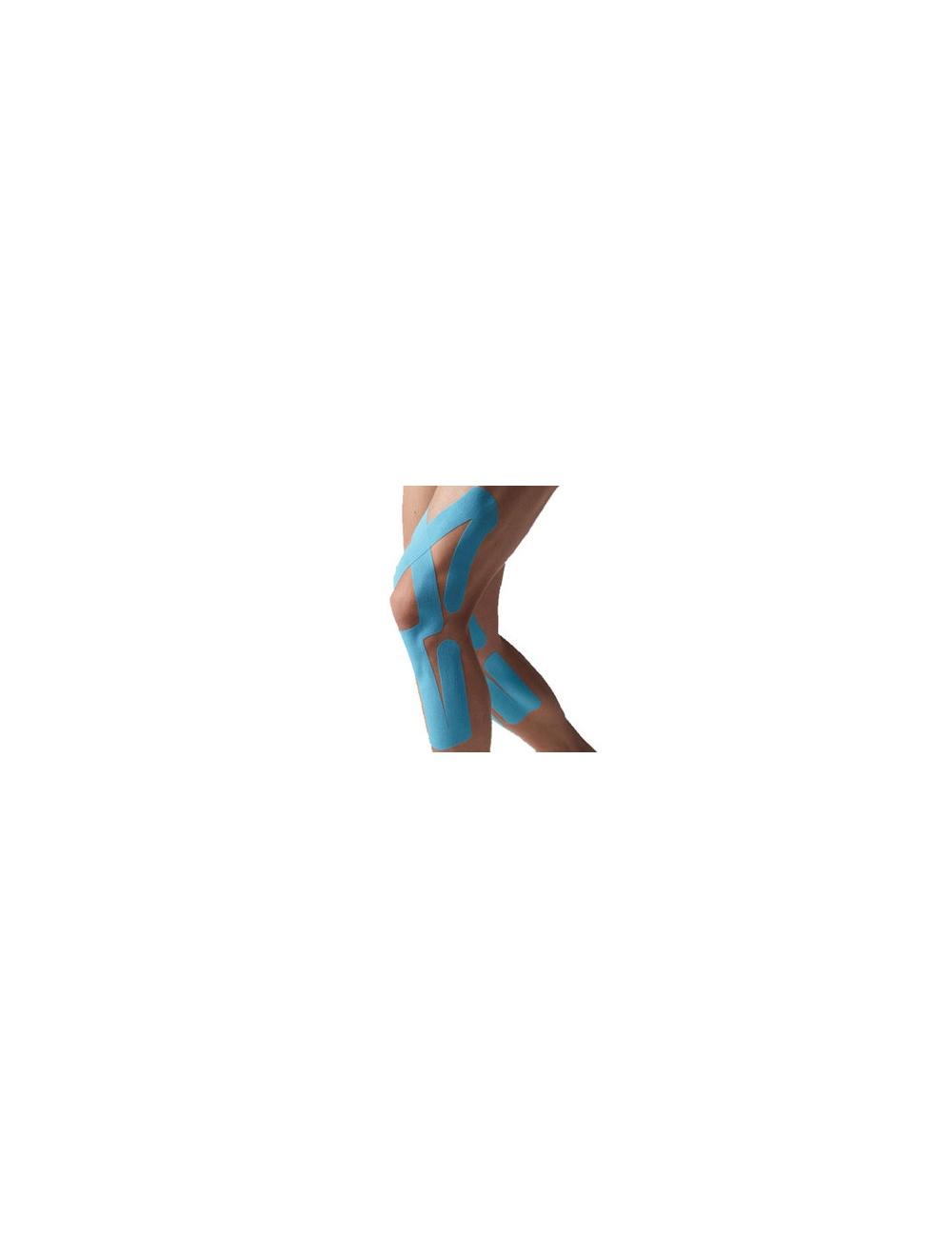 SpiderTech Full Knee Tape Blue