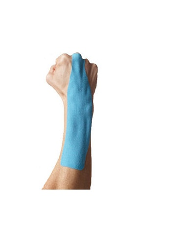 SpiderTech Precut Wrist Tape-Blue
