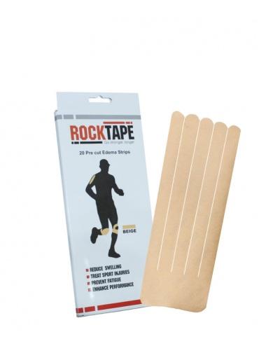 RockTape Edema Strips - Beige