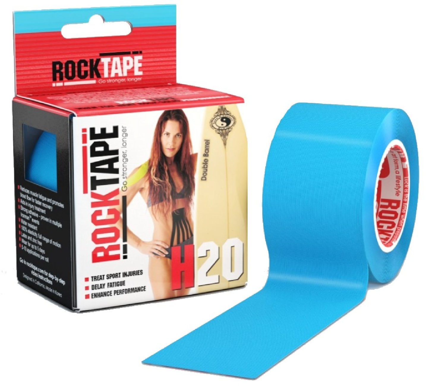 RockTape H2O - Blue