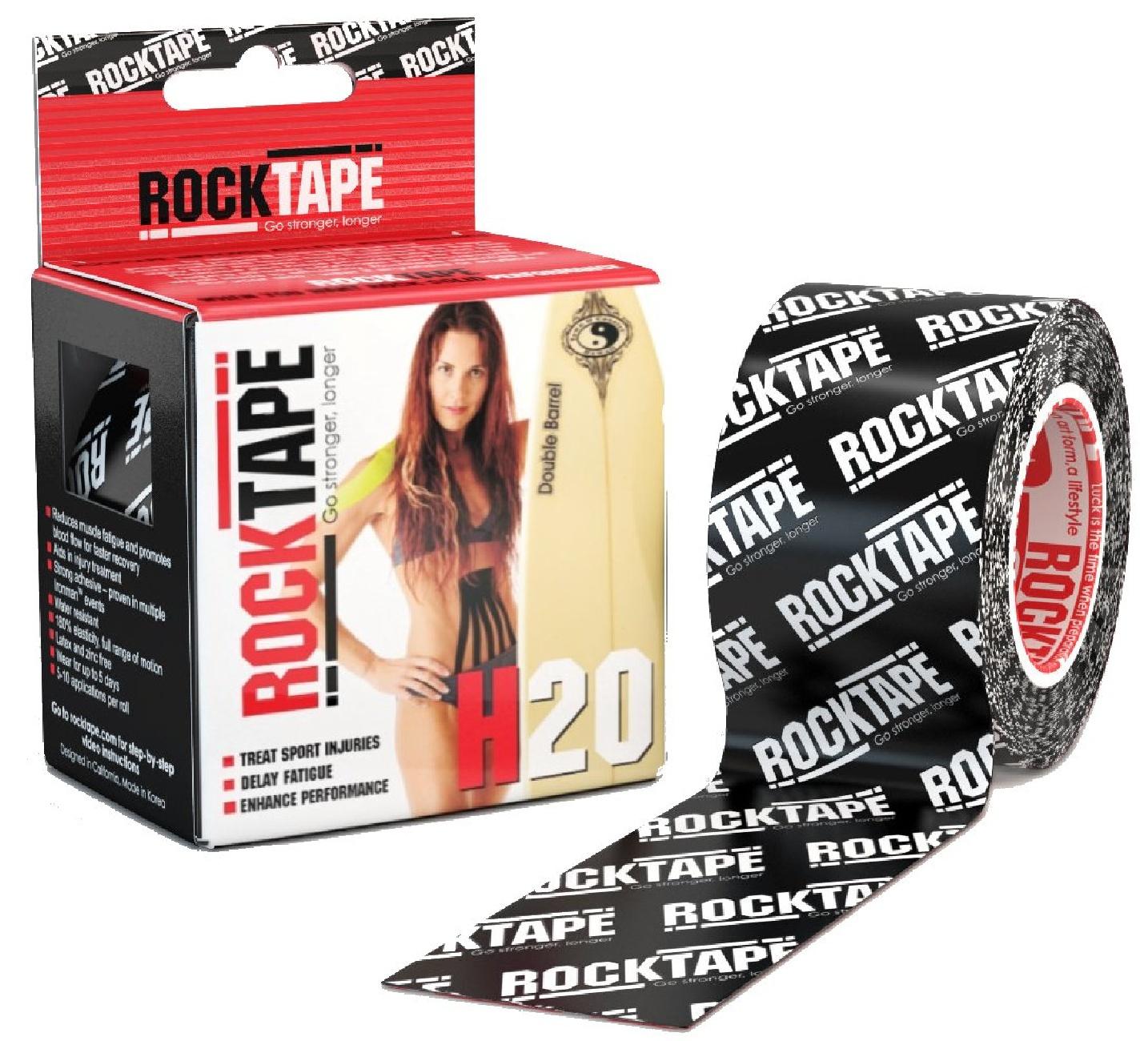 RockTape H2O - Black Logo