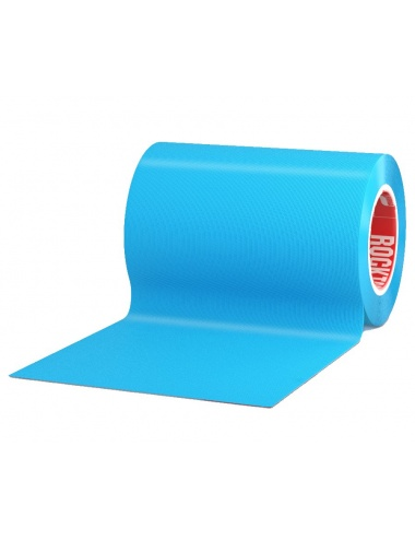 RockTape Mini Big Daddy 4 Inch Kinesiology Tape - Light Blue