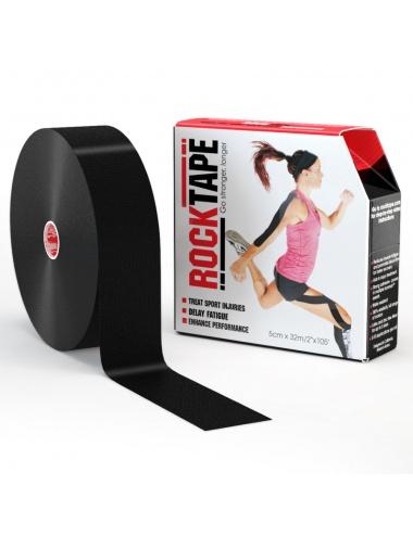 RockTape Bulk Rolls - Black