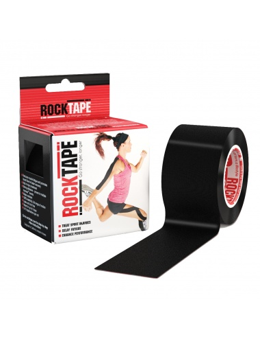 RockTape Single Roll Next To Dispenser Box -