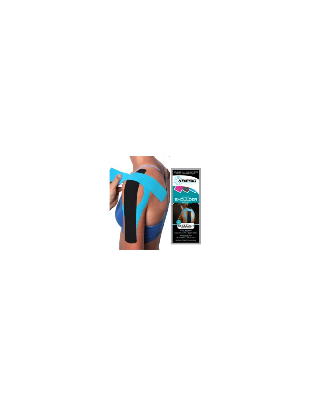 Precut Kinesio Tape Shoulder