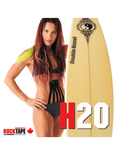 RockTape H2O for Water Sports