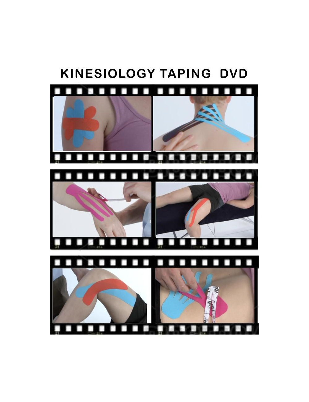 Kinesiology Taping...