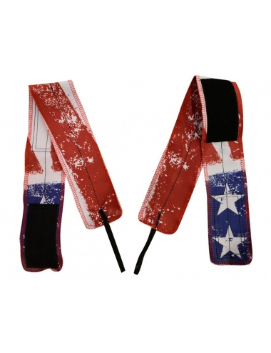 RockWrist Wrist Wraps - US Flag