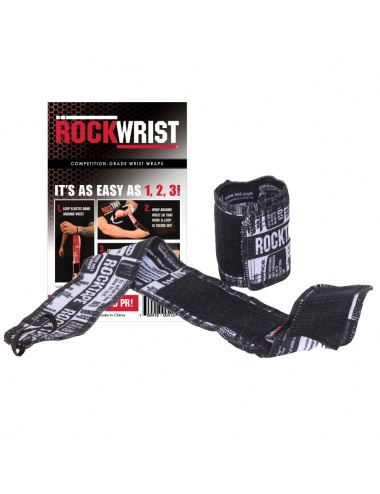 RockWrist Wrist Wraps - Manifesto