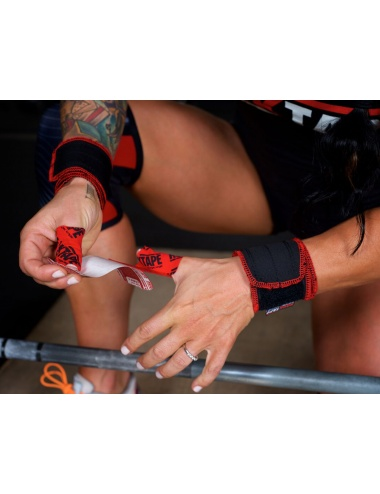 How to Apply RockTape Hookgrip Tape