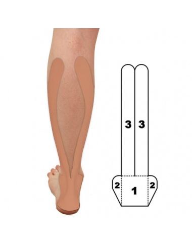 Kindmax Precut Calf & Achilles Support