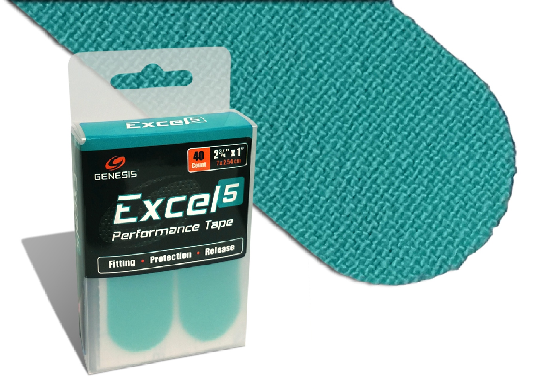 Genesis Excel Performance Tape 5 - Aqua