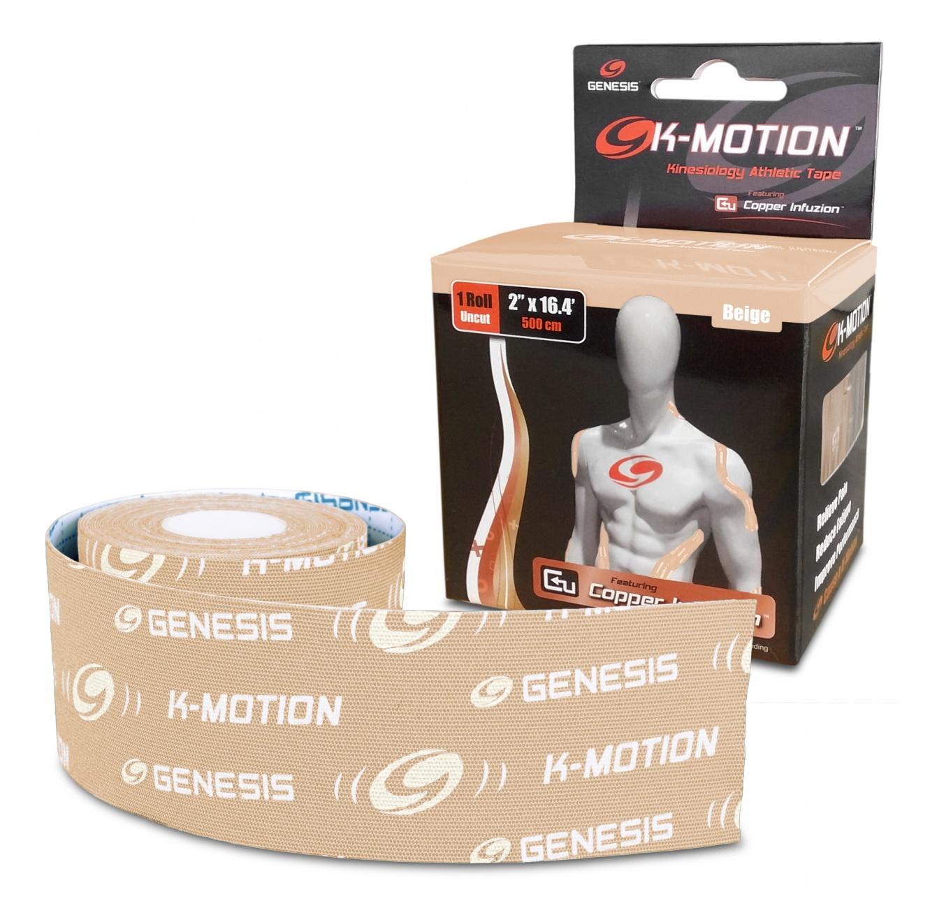 Genesis K-Motion Uncut Roll - Beige