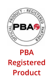 Professional Bowlers Association Registered Product